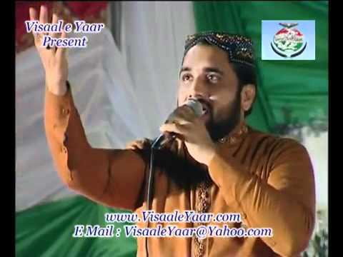 Qari Shahid Mahmood Naat E Sarkaar Ki Parta Hoon Main   Live...