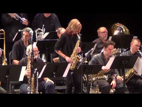 """""""Sister Sadie"""" with the Paradise Valley Community College Wednesday Big Band"""