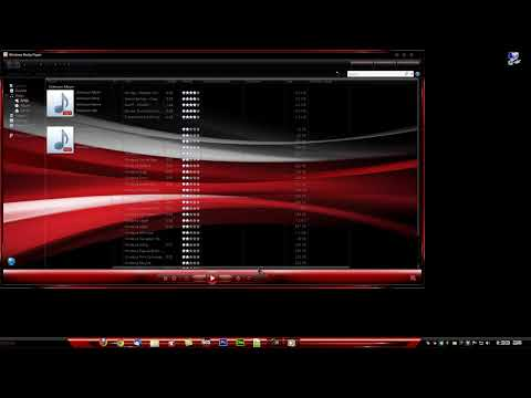 Custom WMP theme Quick Tutorial