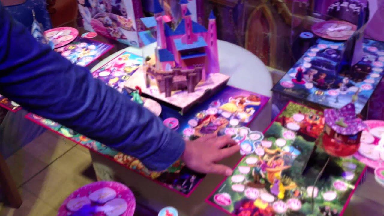 Disney Princess Pop-up Magic