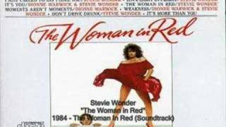 Watch Stevie Wonder The Woman In Red video