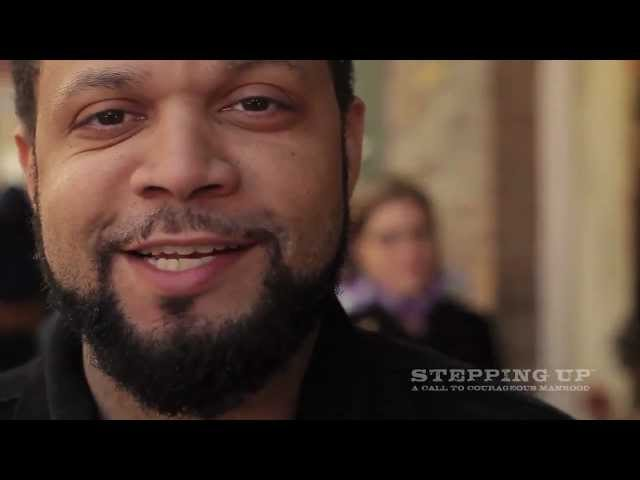 What Makes Someone a Leader? | Men on the Street | Stepping Up™