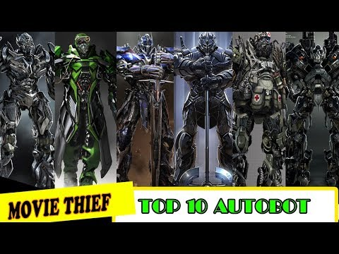 Những con autobot quá chất