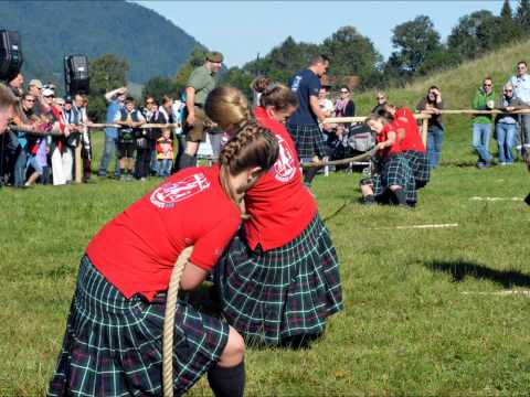 Bavarian Highland Games 2013