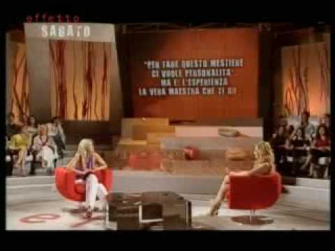 Matilde Brandi intervistata da Lorella Landi