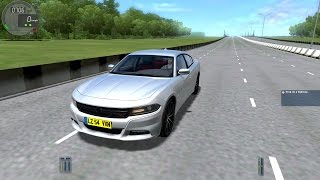 City Car Driving 1.4.1 Dodge Charger RT LD (0-200)Son Hız(Top Speed)