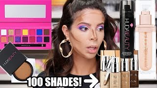 NEW POPULAR MAKEUP TESTED.... whats worth your money!?