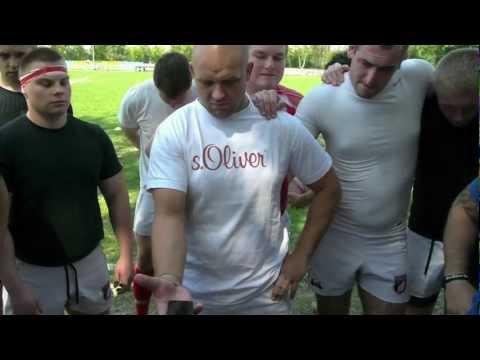 Rugby ***Juvenia Kraków - Posnania Poznań *** (Relacja Z Meczu 03.05.2012) Część 1