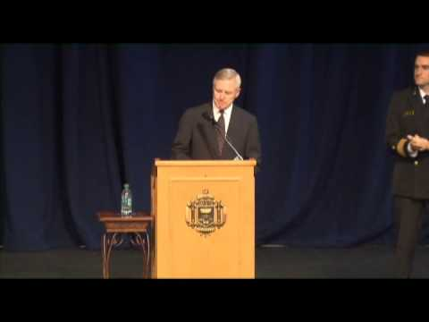 Forrestal Lecture: The Honorable Ray Mabus