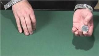 Magic Coin Tricks : French Drop Magic Coin Trick