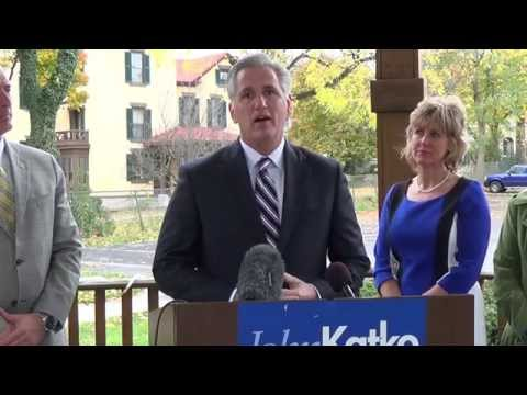 House Majority Leader Kevin McCarthy on key New York congressional races