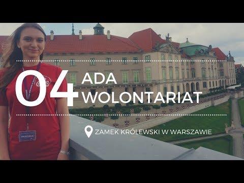 Wolontariat - Zamek Królewski W Warszawie / Opowiadam / Ada