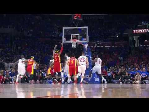 Dwight Howard Follows Up with the 2-Handed Power Slam