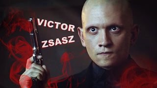 Victor Zsasz || Up in flames