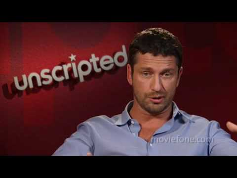 'Law Abiding Citizen' Unscripted Bonus Clip - Gerard on Producing His First Film