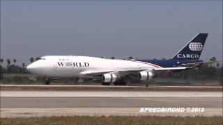 World Airways at Los Angeles International Airport