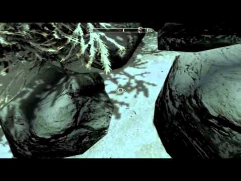 Skyrim Invisible Dawnstar Treasure Chest - Free Items