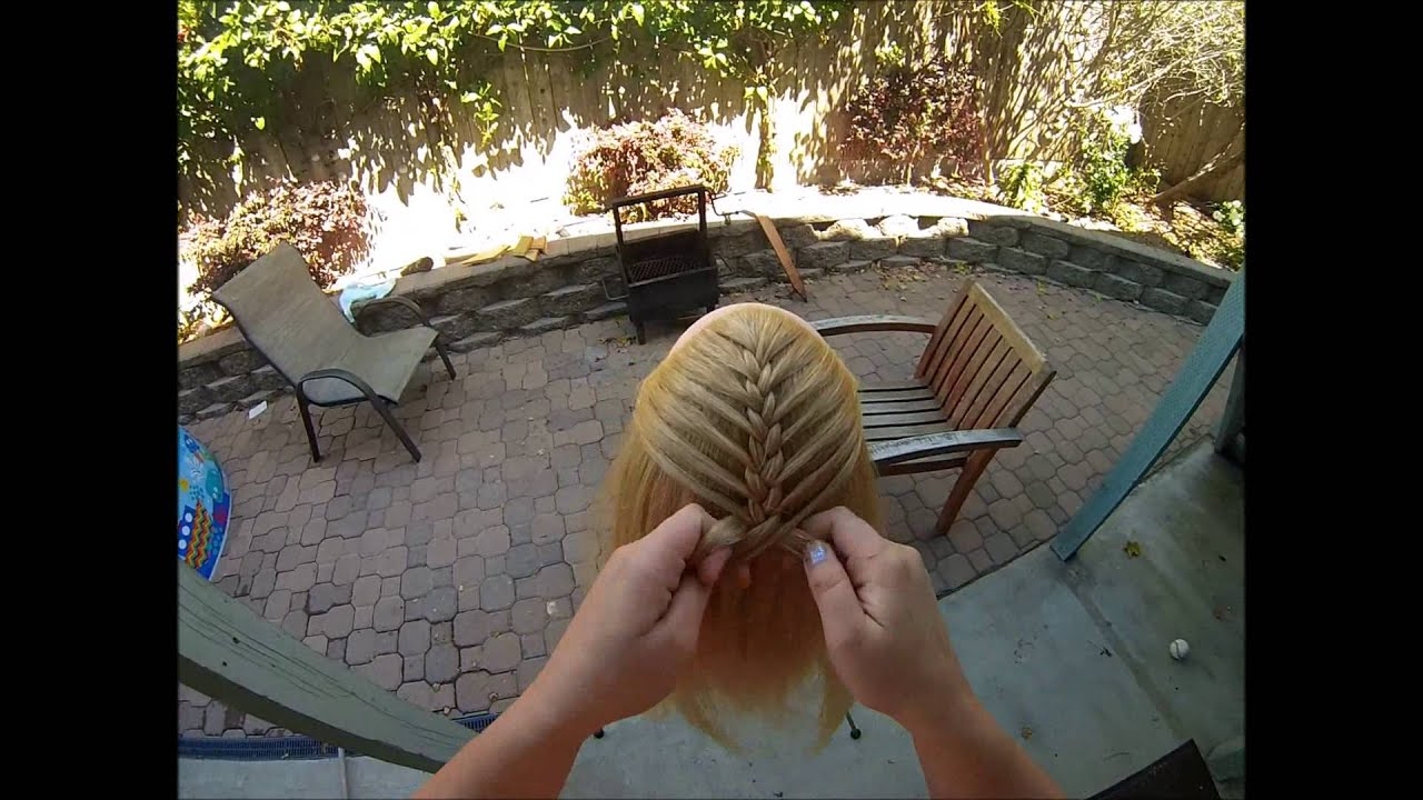 Mermaid Braid Tutorial - YouTube