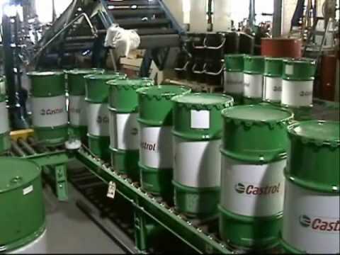 Pasco Drum Conveyor System Wmv Youtube