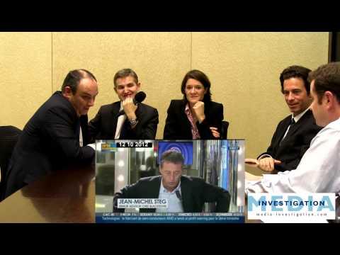 Crise de la dette, MON EPARGNE EN DANGER !  Débat : Delamarche, Herlin, Lecoq Vallon, Feron-Poloni