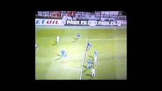 Miroslav Stoch First Goal for Paok