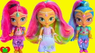 Shimmer and Shine Rainbow Zahramay Imma Genie Doll