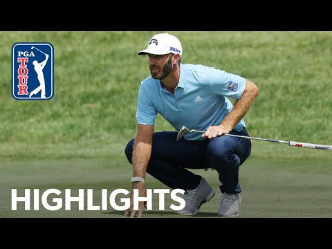 All the best shots from the 2020 Travelers Championship 2020