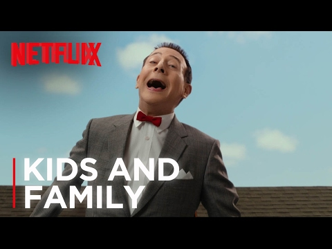 Pee-wee's Big Holiday (2016) Watch Online - Full Movie Free