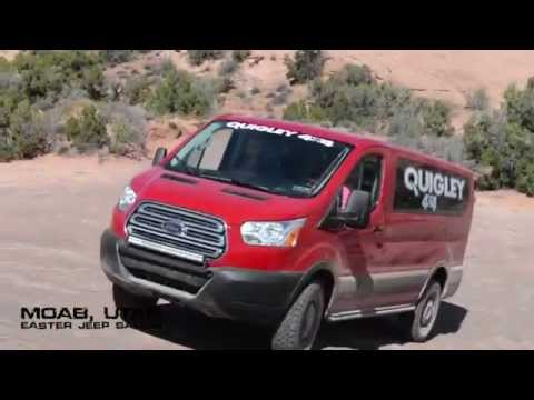 Quigley 4x4 Ford Transit Quigley 4x4 Ford Transit Van