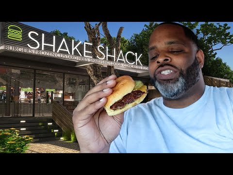 Shake Shack Cheeseburger Review - BACK TO BASICS