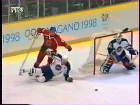 Зимние Олимпийские Игры 1998  Хоккей  Обзор