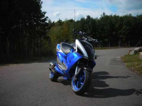 Scooter Weekend 2009 ...\\\... Pegasus R50X...\\\