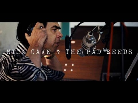Nick Cave & The Bad Seeds - Push The Sky Away (Trailer)