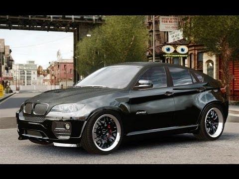Gta iv San Andreas Beta - BMW X6 Hamann v2.0 Gameplay and a Little Crash Test
