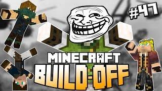 Minecraft Build Off #47 - 1 APRIL