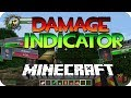 Minecraft 1.6.4 - Descargar e instalar DAMAGE INDICATOR MOD [ESPAÑOL] [HD]