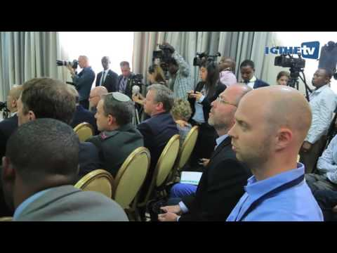 Benjamin Netanyahu visits Rwanda