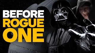 What Darth Vader Was Doing Before Rogue One