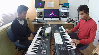 Yiruma River Flows In You X Canon In D