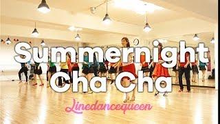 Summer Night Cha Cha Line Dance
