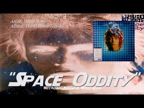 Space Oddity - David Bowie (1969)