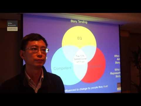 Mark Lee, ASOC Specialist APJ at RSA on Story Seekers