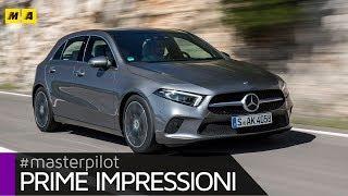Mercedes Classe A 2018 | Con MBUX è nel futuro | Primo test (4k video)
