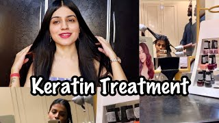 KERATIN HAIR TREATMENT REVIEW | Keratin Treatment Price In India | Keratin Treatment Side Effects