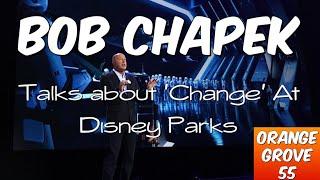 """""""Change"""" At Disney Parks"""