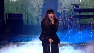 Loreen - Euphoria - Best LIVE performance @ X Factor Romania HD 2012