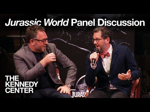 "Michael Giacchino, Colin Trevorrow & Matthew T. Carrano Talk ""Jurassic World"" - In Concert"