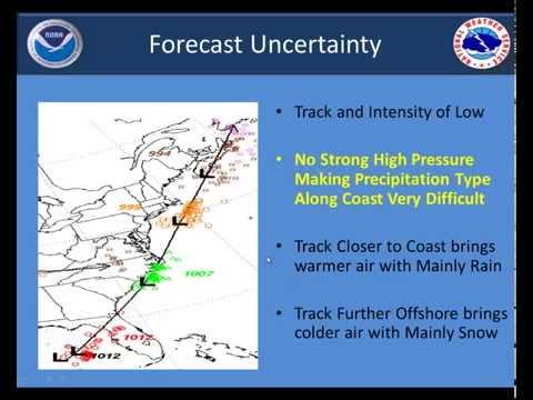 November 26, 2014 Winter Storm Weather Briefing