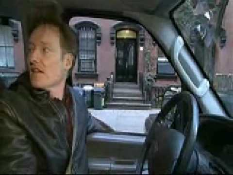 Conan O Brien Transit Strike Sketch *ONE OF THE FUNNIEST EVER*