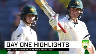 Marnus makes hay with third ton but Kiwis keep contest even | First Domain Test v New Zealand